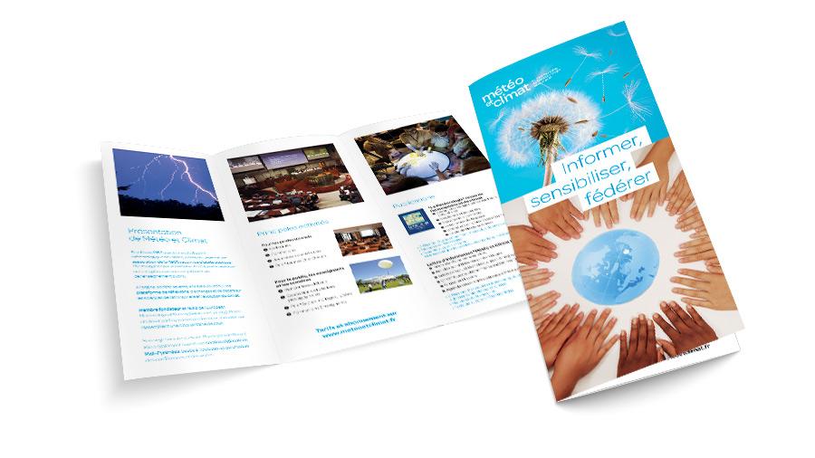 Brochure Grand Public Météo et Climat