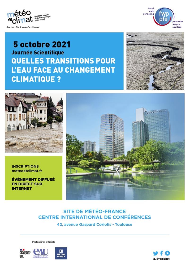 Affiche Journee Scientifique Toulouse 2021