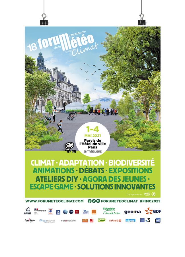 2021 Forum Meteo et Climat - Grand public