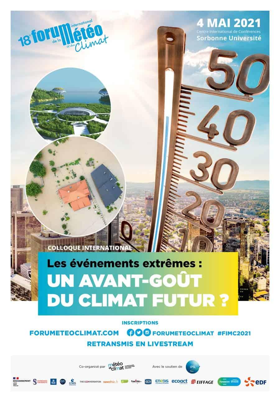 """#startup #incubateurs #FIM2017 ⚡️Prix """"Innovation & environnement en 7mm chrono"""" du Forum Météo et Climat est ouvert http://bit.ly/2ktNVCy"""