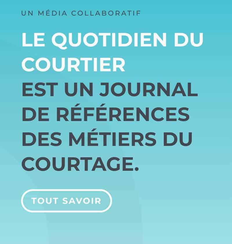 le quotidien du courtier, journal de références des métiers du courtage